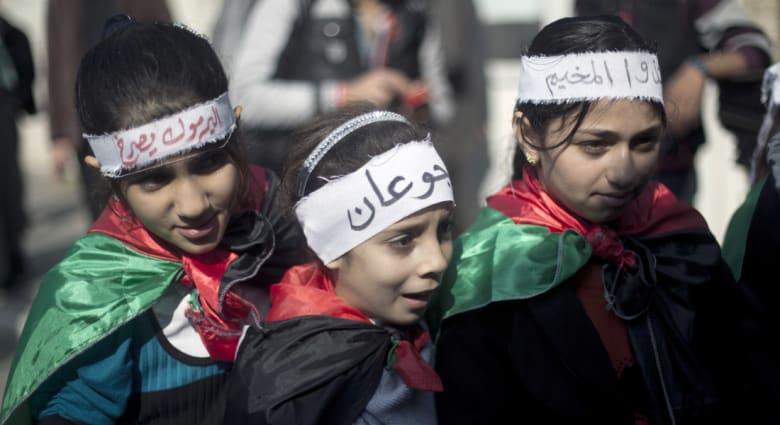 """وفد """"الأونروا"""" يستعد لدخول """"اليرموك"""" لبحث مصير 18 ألف فلسطيني وسوري تحت قبضة """"داعش"""""""