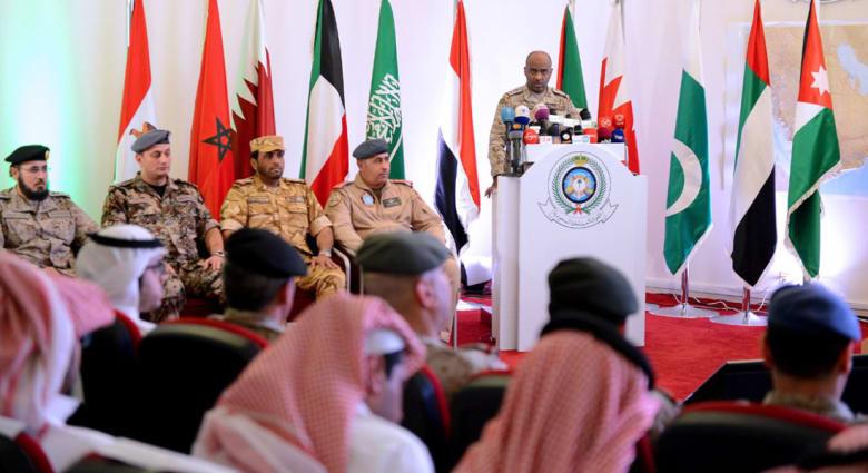 """اليوم الـ18 لـ""""عاصفة الحزم"""".. عمليات """"كر وفر"""" في عدن ومحاولات حوثية لجر التحالف لعمليات برية"""