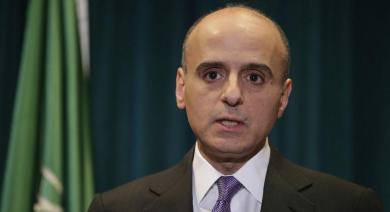 السفير السعودي بأمريكا: المملكة ليس لها أطماع خارج حدودها والأدلة كثيرة على دعم إيران للحوثيين في اليمن