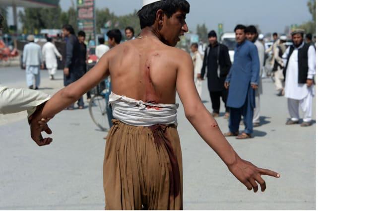 أفغانستان: ارتفاع ضحايا التفجير الانتحاري في جلال أباد إلى 33 قتيلا و100 جريح