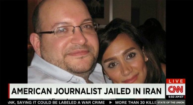 واشنطن تدعو إيران إلى الإفراج الفوري عن الصحفي الأمريكي المتهم بالتجسس وإسقاط التهم