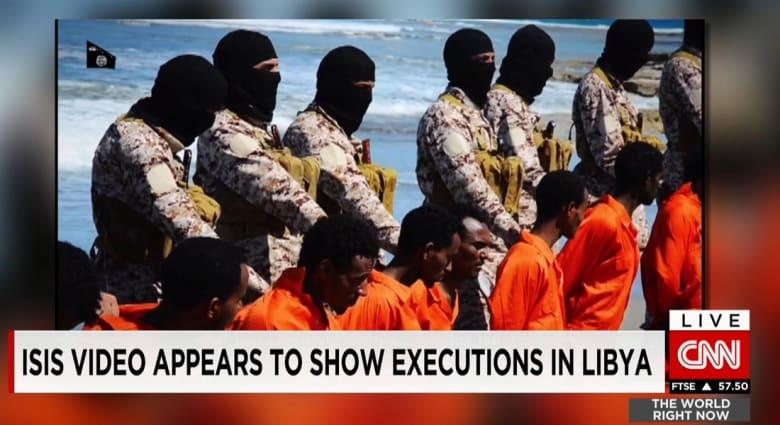"""إثيوبيا تؤكد مقتل 30 من رعاياها ضمن مجموعتين قام مسلحو """"داعش"""" بإعدامهم في ليبيا"""