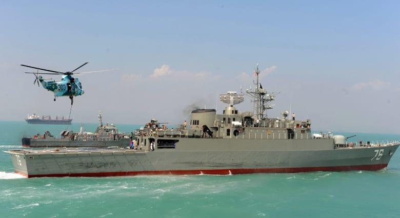 مسؤولون أمريكيون لـCNN: تسع سفن حربية أمريكية تترقب وصول أسطول إيراني لليمن.. وطهران ترفض التهديد