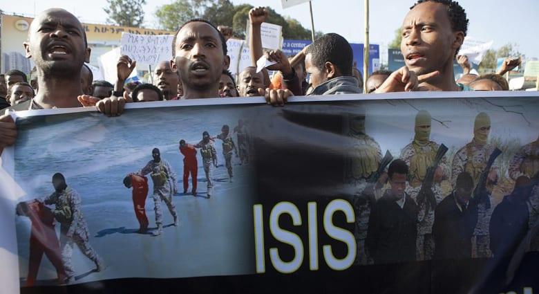 زعيم إسلامي أثيوبي لداعش: النبي محمد أوصى المسلمين بعدم إيذاء الأثيوبيين وبذبحهم خالفتم القرآن والإسلام