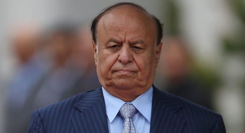 الرئيس اليمني: سنعود إلى عدن وصنعاء والشكر الجزيل لكل من وقف إلى جانبنا