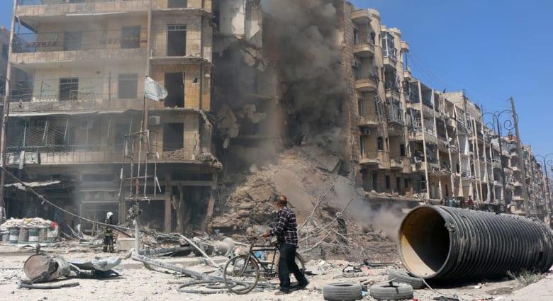 """المعارضة السورية تقترب من السيطرة على جسر الشغور وتفتح معركة قرب حماه.. ودمشق تعاود مهاجمة """"الوهابية"""""""
