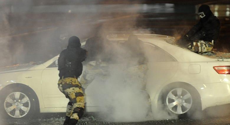 السعودية تكشف هوية قاتل الشرطيين بالرياض.. التمويل من داعش.. ومكافأة مليون ريال لمعلومات عن نواف بن شريف العنزي