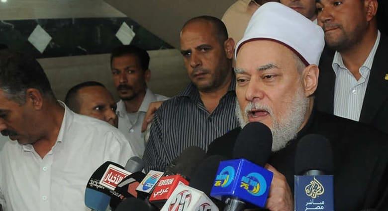 مفتي مصر السابق: نوال السعداوي قليلة الحياء مع الله