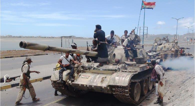 مجلس عسكري يواجه الحوثيين بتعز وشيخ قبائل يافع يدعو لجبهة قتالية قبلية موحدة ضد الحوثيين وصالح