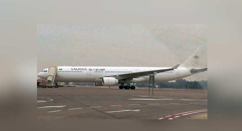 الخطوط السعودية توضح قصة الطائرة التي تحمل شعارها في مطار بن غوريون الإسرائيلي