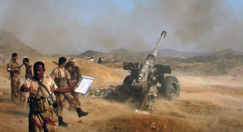 يوم ثالث من القصف على صعدة.. استهداف منازل خالية لقيادات الحوثي ونداء لإغاثة النازحين