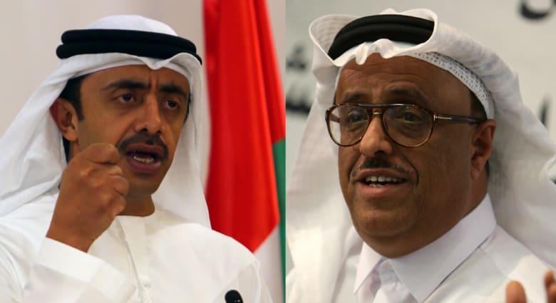 خلفان بعد رد الشيخ عبدالله بن زايد على موقفه من عمليات اليمن والتحالف مع صالح: الحرب إلى أن يستسلم الجميع