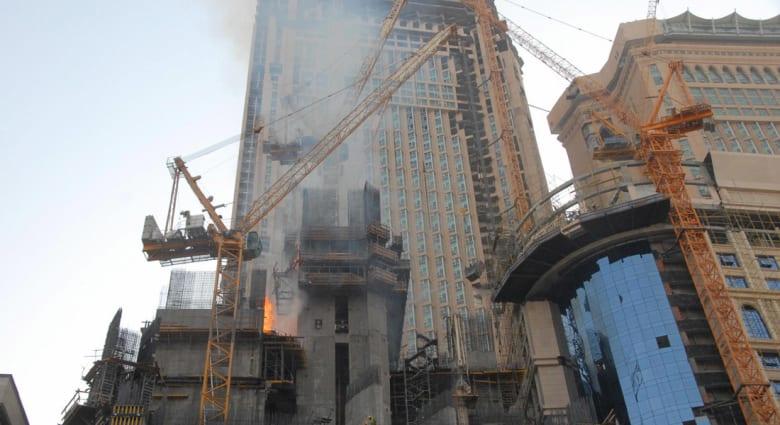السعودية.. مصرع وإصابة 5 آسيويين في حريق بمكة المكرمة مازال قيد التحقيق