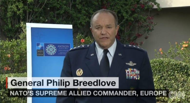قائد تحالف الناتو بأوروبا لـCNN: مستعدون لتقديم تدريب ذو جودة عالية للمعارضة السورية المعتدلة