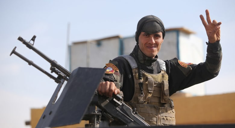 """""""ضبابية"""" بالوضع في الرمادي بعد تقدم """"داعش""""... بايدن يتعهد للعبادي بتعجيل المساعدات العسكرية للعراق"""