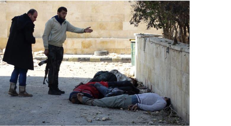 """""""داعش"""" يعدم 23 شخصا من عائلة واحدة بينهم 9 أطفال و 2192 مجموع الإعدامات منذ إعلان """"الخلافة"""""""