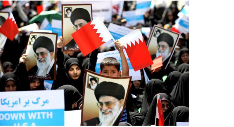 """احتجاج شديد اللهجة على تصريحات خامنئي طلبت المنامة من سفارة إيران نقله """"بصورة عاجلة"""" لطهران"""