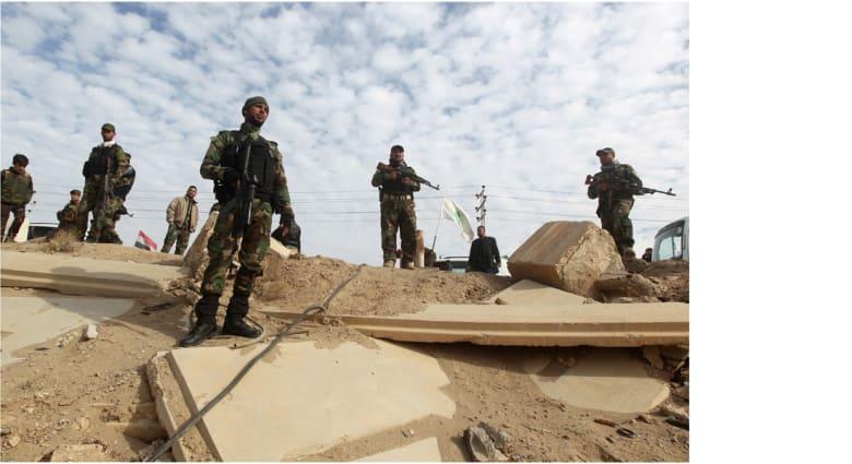 تعزيزات وخط دفاع شرق الرمادي .. والفهداوي لـCNN: لو وفت الحكومة بـ10% من وعودها لما سقطت المدينة