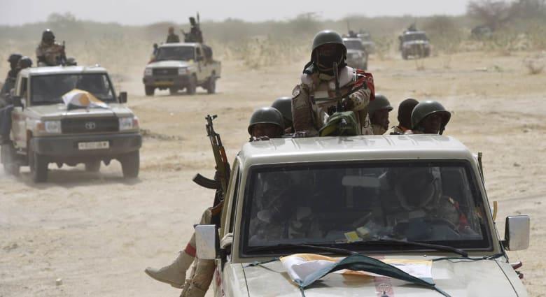 """نيجيريا.. إنقاذ 20 رهينة ومقتل العشرات من """"بوكو حرام"""" في عملية للجيش بغابة """"سامبيسا"""""""