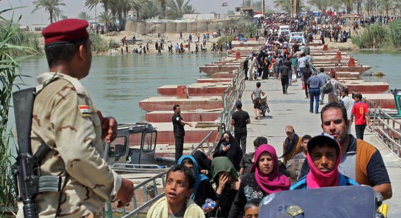 """العراق.. أنباء عن استعادة """"حصيبة"""" من قبضة """"داعش"""" ومخاوف من """"خطر"""" يهدد ببغداد"""