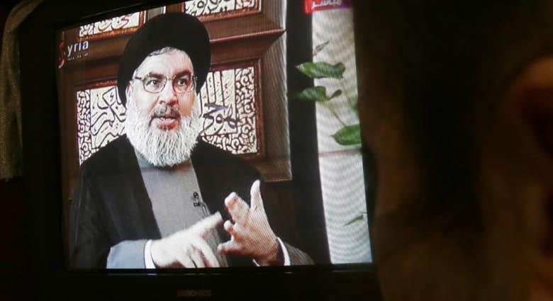 """حسن نصرالله: لا تخافوا من انتصار حزب الله بسوريا بل من هزيمته"""" ويحذر من الخطر الوجودي لـ""""داعش"""""""