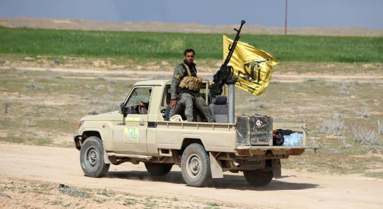 """الحشد الشعبي يبدأ عمليات """"لبيك يا حسين"""" لتحرير محافظتي الأنبار وصلاح الدين"""
