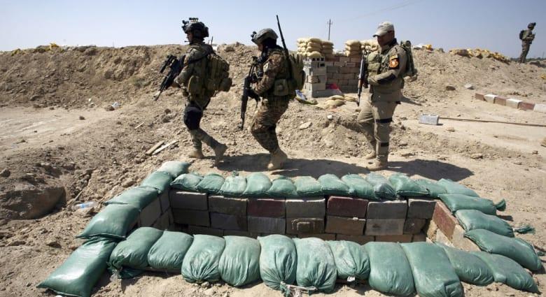 """العراق.. القوات الحكومية تحاصر """"الرمادي"""" من جميع الاتجاهات وتقطع طرق إمدادات """"داعش"""""""