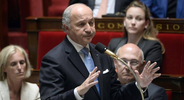 """فرنسا تدعو لزيادة عمليات التحالف فوراً لمنع """"داعش"""" من تحقيق مكاسب جديدة بسوريا والعراق"""