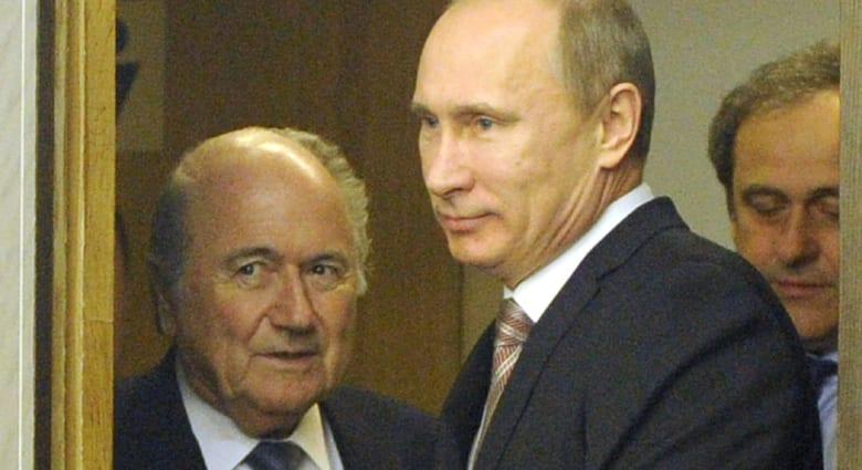 روسيا ترد بغضب على اعتقال مسؤولي الفيفا بتهم فساد: أمريكا تطبق قانونها خارج حدودها دون وجه حق