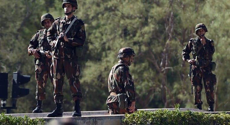 استنفار أمني كبير في الجزائر لدحض مخططات داعش في شهر رمضان