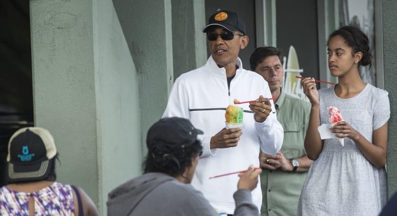 هل تغري 50 بقرة و60 خروفا و30 رأس ماعز أوباما لتزويج ابنته ماليا لمحام كيني؟