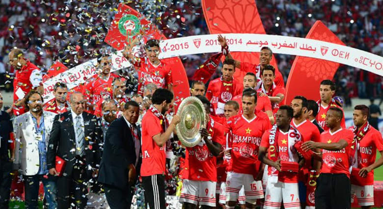 موسم من المنافسة على البطولة الوطنية المغربية بأعين صحفيين مختصين