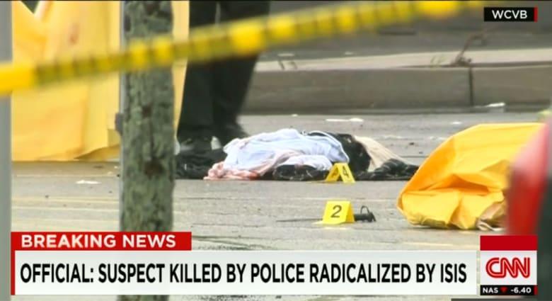 أمريكا: أسامة رحيم المقتول على أيدي الأمن ببوسطن تطرف متأثرا بداعش وخطط لقطع رأس باميلا غيلر