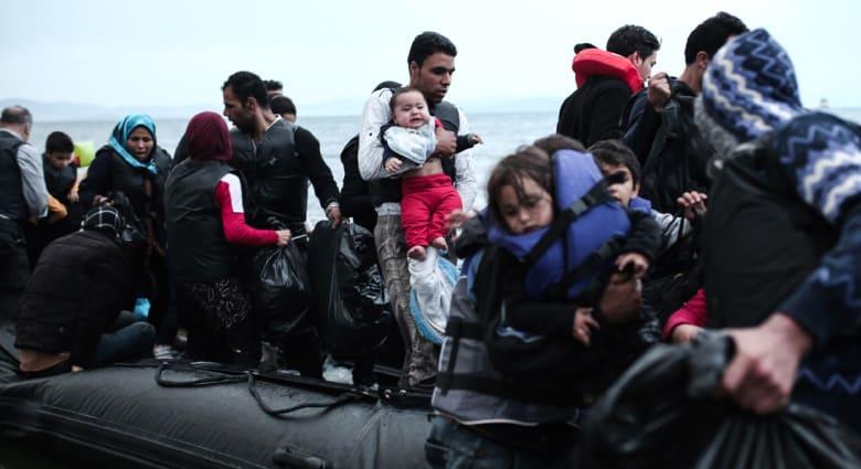 سفن حربية أوروبية تبدأ أكبر عملية لإنقاذ 2500 مهاجر تقطعت بهم السبل في عرض المتوسط