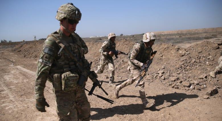 أمريكا: لا نية لنا في تشكيل قواعد عسكرية بالعراق