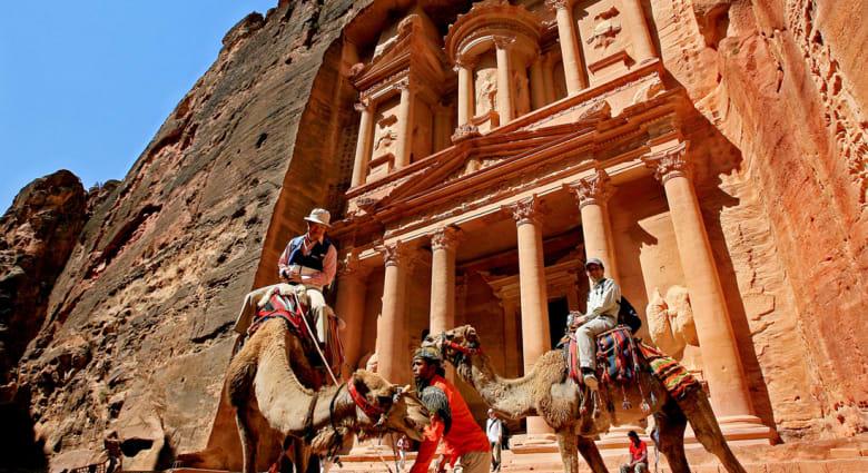 """الأردن.. تراجع غير مسبوق بالنشاط السياحي و""""البتراء"""" الأثرية الأكثر تضرراً"""