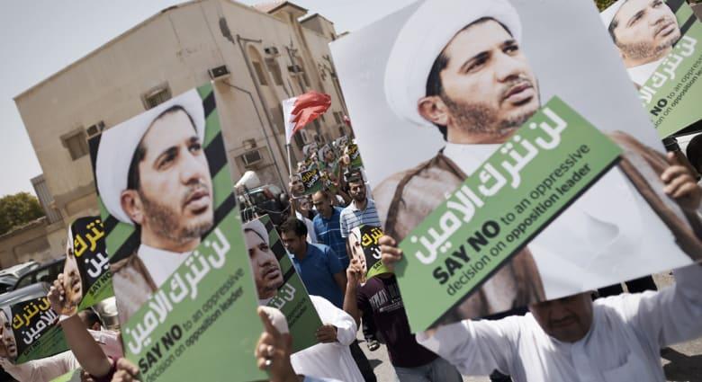 البحرين: حكم بسجن القيادي الشيعي المعارض علي سلمان 4 سنوات وجمعية الوفاق تتهم الحكومة بالتأزيم