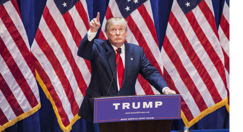 """""""داعش"""" حاضر بقوة في الانتخابات الأمريكية ودونالد ترامب لديه """"خطة"""" لهزيمته"""