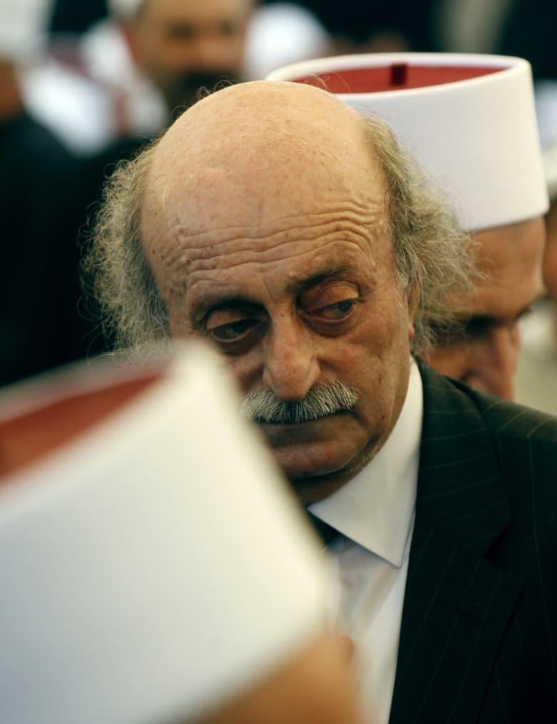 دعوة دروز سوريا للالتفاف حول جنبلاط: لدينا احتضان إسلامي من السعودية وتركيا والأردن.. ونظام الأسد سيسقط
