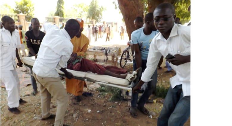 مقتل 21 شخصا وإصابة 50 في واحد من تفجيرين نفذتهما انتحاريتان