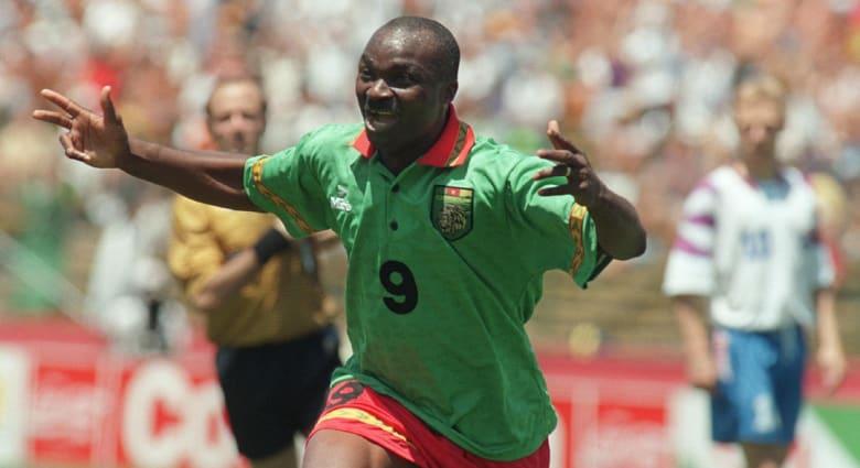 """روجيه ميلا ورقصات """"الماكوسا"""".. كيف غيّر مونديال 1990 نظرة العالم لكرة القدم الإفريقية؟"""