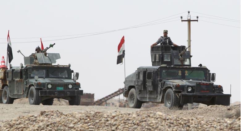 """الداخلية العراقية تعلن قتل وإصابة العشرات من """"داعش"""" في الأنبار"""