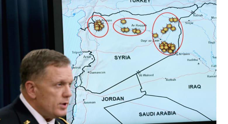 """""""داعش"""" في الذكرى الأولى لإعلان """"الخلافة"""".. السيطرة على نصف سوريا ومجازر لا تنسى"""