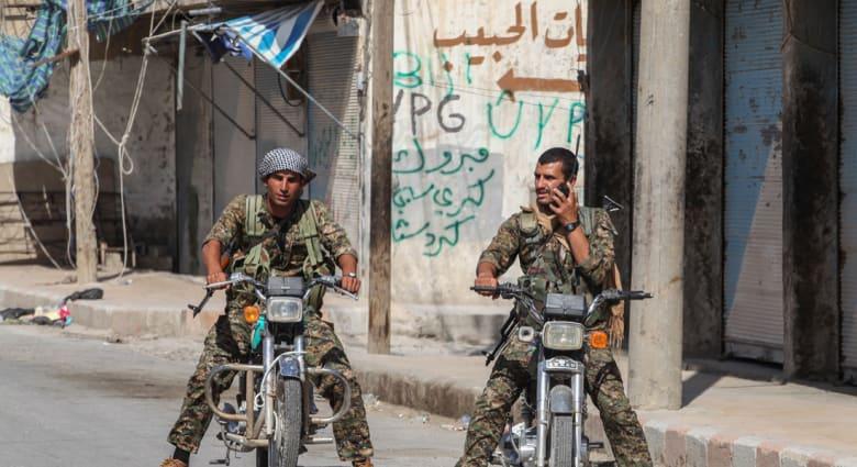 """سوريا.. """"داعش"""" يستعيد أجزاءً من """"تل أبيض"""" والوحدات الكردية تخسر مقاتلاً أسترالياً"""