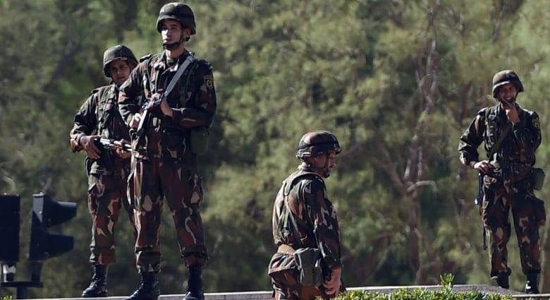 تبادل إطلاق نار في الجزائر وجرح أربعة عناصر من الشرطة