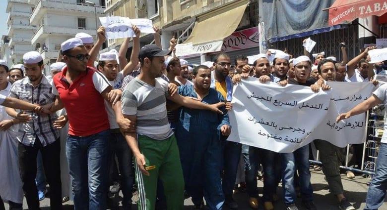 """الجزائر.. مواجهات مذهبية توقع 25 قتيلاً ودعوة لإضراب عام لـ""""بني ميزاب"""""""
