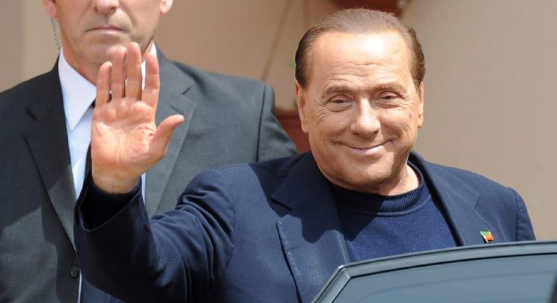 """السجن 3 سنوات لرئيس وزراء إيطاليا السابق برلسكوني لإدانته بتهم """"فساد سياسي"""""""