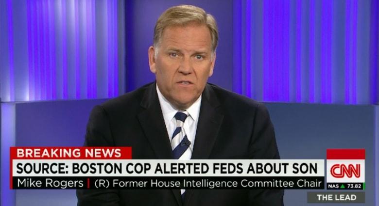 بعد اعتقال أبوعلي الأمريكي.. مايك روجرز لـCNN: هؤلاء بالضبط من يستهدفهم داعش بالتجنيد