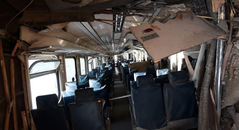 حوادث القطار تستمر في تونس.. 49 جريحًا إثر اصطدام قطارين