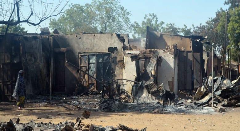 """نيجيريا.. 33 قتيلاً في سلسلة هجمات لمسلحين يُعتقد أنهم من """"بوكو حرام"""""""